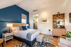 Accommodation at Prospect House